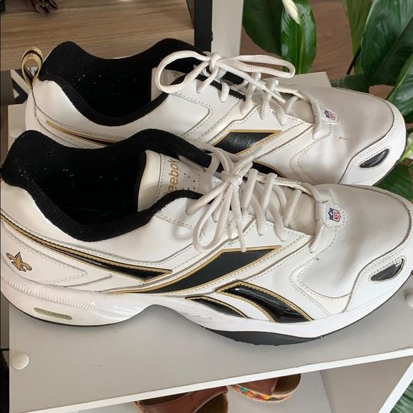 Mens Nfl New Orleans Saints Sneakers 12
